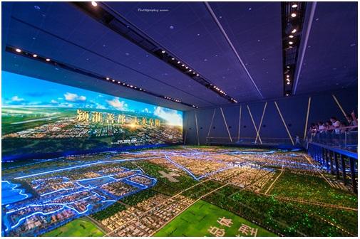阜阳城南新区:一座城市新中心正加速崛起